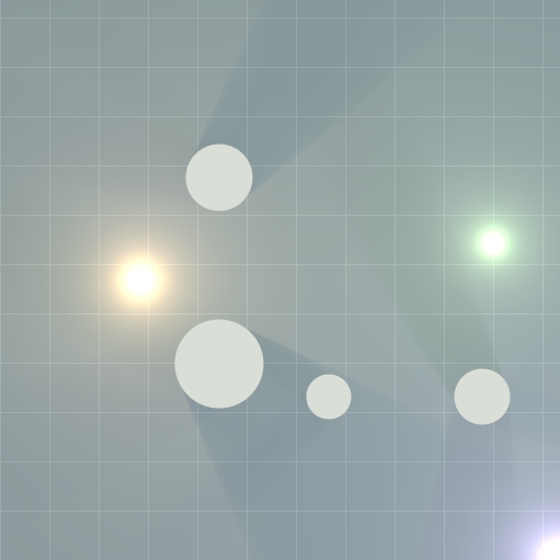 WebGL Light Tracing